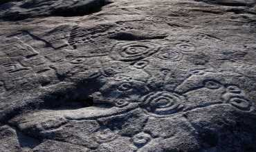 Petroglifos de Tourón - PONTE CALDELAS