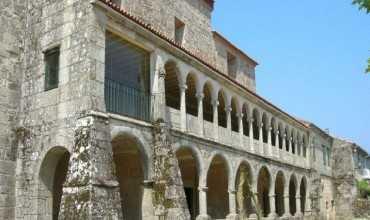 Monasterio de San Salvador de Lérez - PONTEVEDRA