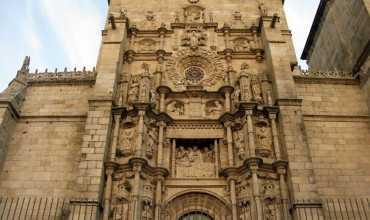 Basílica de Santa María - PONTEVEDRA