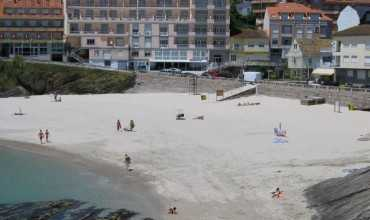 Playa de Caneliñas - SANXENXO