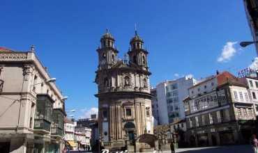 Plaza de la Peregrina - PONTEVEDRA