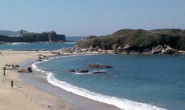 Playa de A Lanzada - SANXENXO