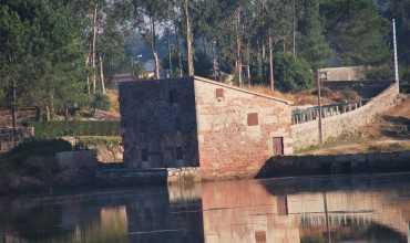 Museo Molino de Mareas de A Seca - CAMBADOS