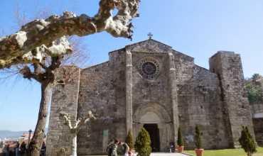 Arquitectura religiosa - A GUARDA
