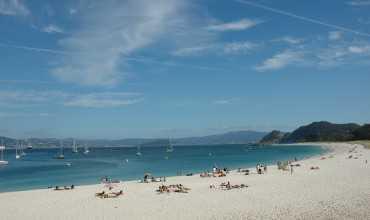 Playa de Rodas (Islas Cies) - VIGO