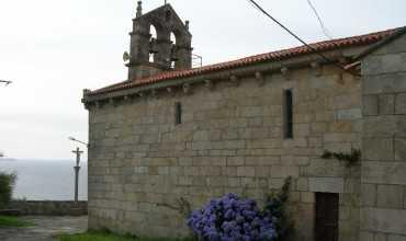 Iglesia de Santa Maria de Cela - BUEU