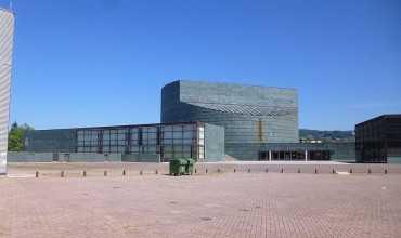 Pazo da Cultura - PONTEVEDRA