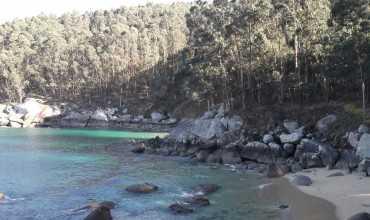 Playa de Sartaxéns - BUEU