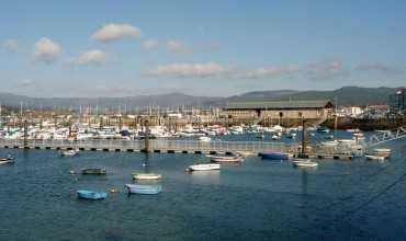 Porto de Baiona
