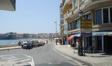 Ruta por la zona urbana de Sanxenxo