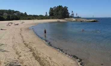 Playa de Campanario - VILAGARCIA DE AROUSA