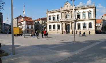 Plaza de España - PONTEVEDRA