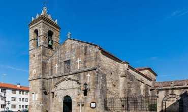Convento de San Francisco (actual iglesia parroquial) - CAMBADOS