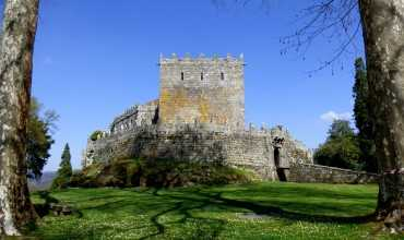 Castelo de Soutomaior – Area de recreo - SOUTOMAIOR