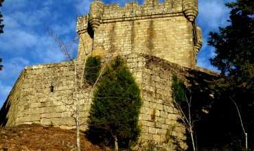 Castelo de Sobroso - MONDARIZ