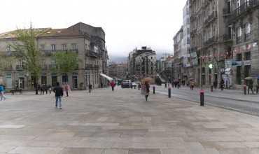 Porta do sol - Vigo