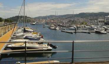 Ruta por el puerto de Vigo
