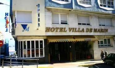 Hotel Villa de Marín