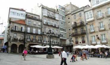 Plaza de la Constitución de Vigo